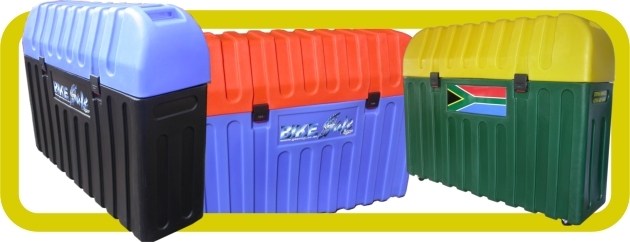 BikeSafe® bicycle cases come in a variety of colours, and can be customised to suit your needs.